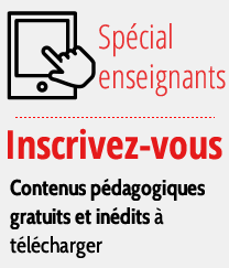Inscription enseignants